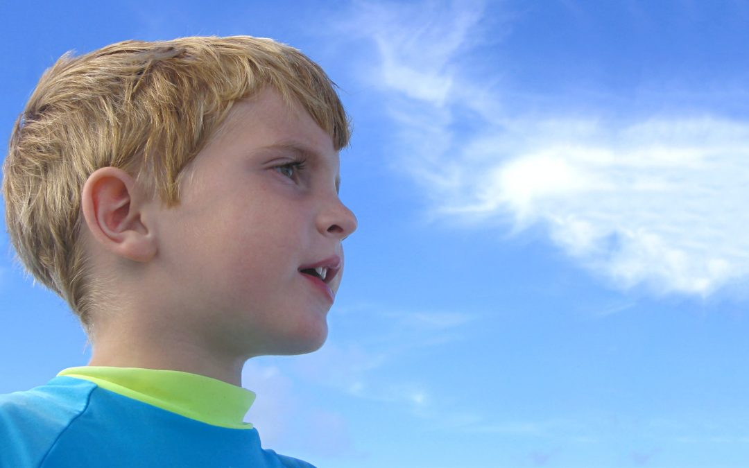 Autismo e adozione. Non è azzurro, è celeste