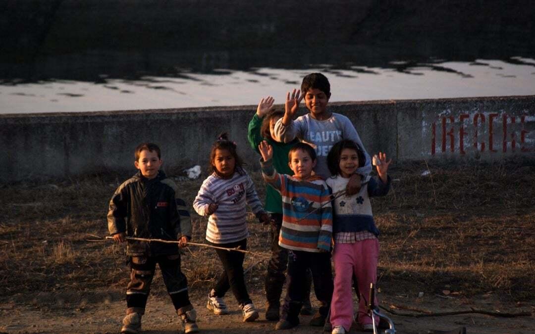 Sventare l'orfanotrofio in Romania